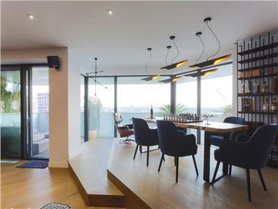 Apartament spectaculos herastrau -cortina rezidence