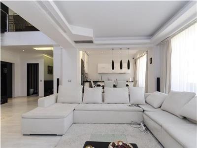 Apartament tip duplex herastrau -soseaua nordului terasa 165mp