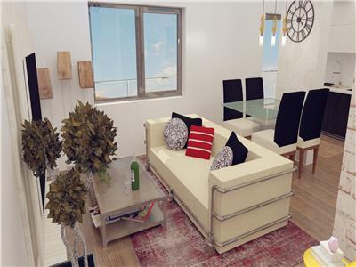 Apartament tip studio predare decembrie 2018