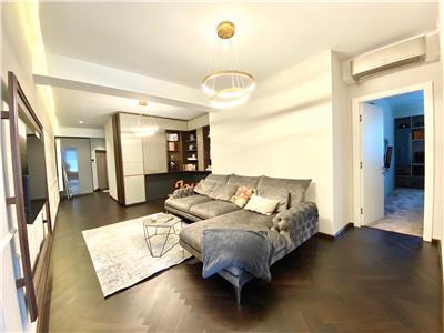 Apartament ultra lux, 2 camere, 65 mp, mobilat utilat, 9 mai, ploiesti