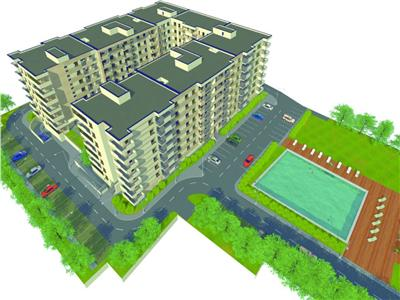 Apartamente in complex de lux, situat in zona semicentrala, Ploiesti