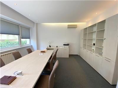 Asociere in spatiu de birou 3 camere, bdul Caramfil Herastrau Aviatiei