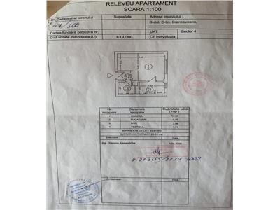Brancoveanu-Nitu vasile,garsoniera conf 2,25 mp