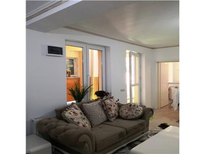 Bucurestii noi, urgent, apartament 4 camere, curte proprie