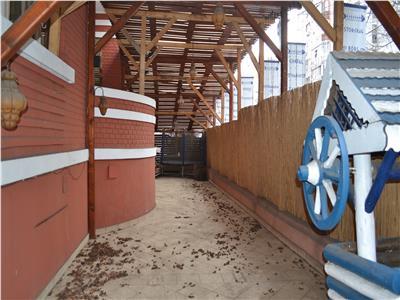 Calea calarasi piata muncii agricultori inchiriere restaurant + terasa