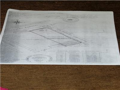 Calea Rahovei,Electromagnetica, teren 800 mp , dubla deschidere