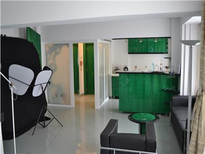Calea Victoriei Amzei Studio  etaj 4 din 5 ( cu lift) de inchiriat