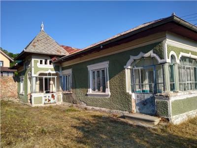 Casa batraneasca si teren in Viforata