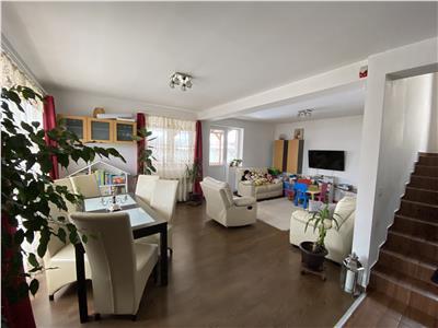 Casa cu 4 camere de vanzare, cu teren de 420 mp, in Sancraiu de Mures