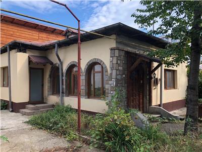 Casa de vanzare 6 camere 521 mp teren zona Enachita Vacarescu Ploiesti