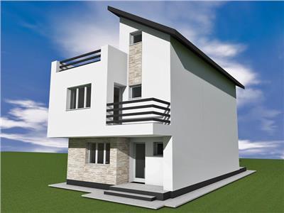 Casa individuala - 4 camere/3 bai/Terasa- Prelungirea Ghencea
