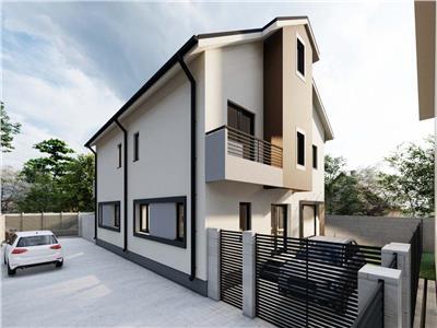 Casa individuala 4 camere si Mansarda-Margelelor-STB 185
