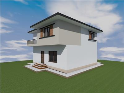 Casa individuala 5 camere, 600 mp teren, Prelungirea Ghencea