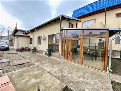 Casa P+pod 2 camere mobilata utilata teren 965 mp Mihai Bravu Ploiesti