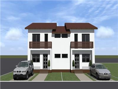 Casa tip duplex Sanpetru toate utilitatile 120 mp