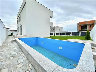 Comision 0! Vila de lux cu piscina, 4 camere, 500 mp teren, Paulesti