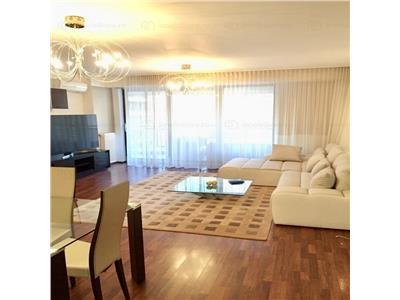 Apartament 4 camere floreasca-complex central park -2 locuri parcare
