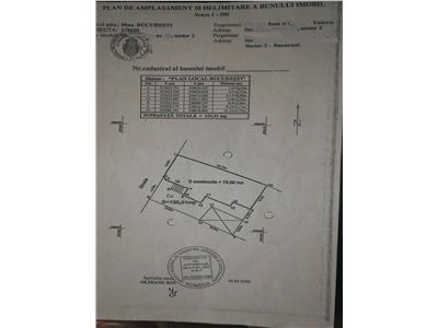 Dacia,Mosilor,Casa D+P+pod mansardabil,5 cam,teren 135 mp