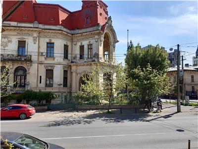 Dacia - Parcul Ioanid , garsoniera in vila parter stradal  / P+2