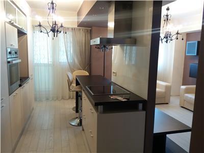 Devanzare/ inchiriere  apartament 3 camere, ultracentral, de lux Pitesti