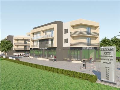 De vanzare apartamente fond nou in trivale cartier lux