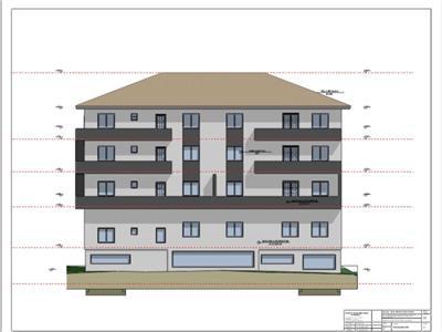 de vanzare apartamente in bloc nou in OVIDIU LANGA  LAC SIUTGHIOL ,CT