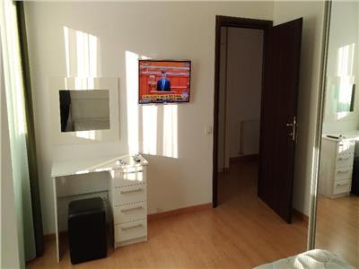 DECEBAL Inchiriere apartament lux 2 camere complex , paza