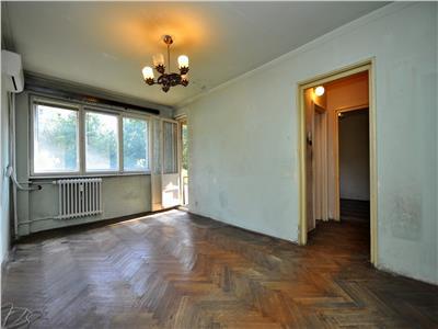 Drumul taberei vanzare apartament 2 camere, etaj 2