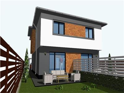 Duplex cu 4 camere de vanzare in dragomiresti-deal - comision 0%