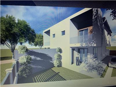 Duplex modern 4 camere-Pivnita-Safirului-250mp teren