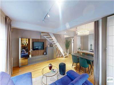 Duplex -penthouse 3 camere aviatiei park-2 locuri parcare subteran