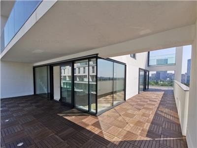 Duplex vedere spectaculoasa one herastrau plaza