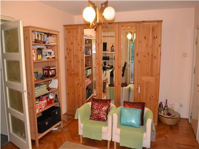 Floreasca Barbu Vacarescu , etaj 1, apartament 2 camere de vanzare