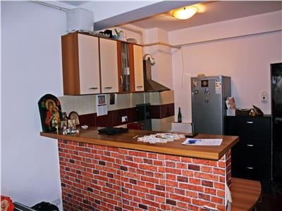 Garsoniera dubla de vanzare, foarte spatioasa in militari residence