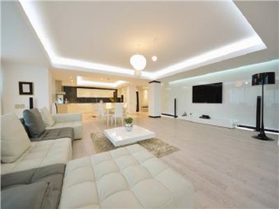 Generous 3 room apartment 253 sqm, herastrau park, le club
