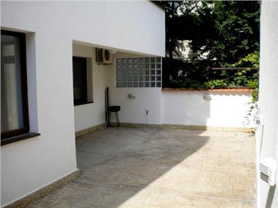 Hochparter cu terasa proprie birouri/clinica/salon dorobanti bloc nou