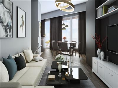 Central, Apartament decomandat, bloc nou, Muncii
