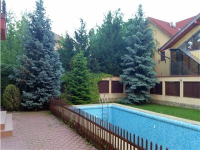 Inchiriere vila- Baneasa- Sos. Iancu Nicolaie