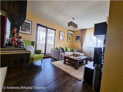 Apartament 3 camere in militari residence, strada tineretului 73.000 e