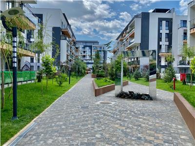 Apartament 2 camere, prima inchiriere, bloc nou, Albert MRS, Ploiesti