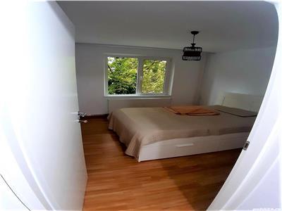 Inchiriere apartament 3 camere Crangasi 8 min metrou centrala proprie