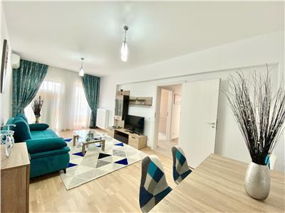 Apartament 2 camere de lux prima inchiriere Albert MRS Smart Ploiesti