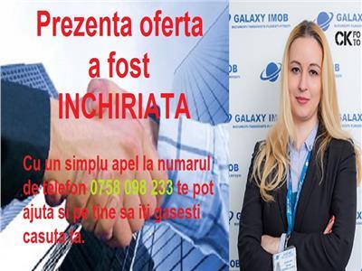 INCHIRIERE GARSONIERA ROMANA