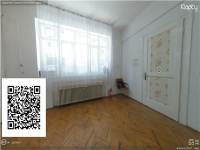 Apartament 5 camere,zona Universitate-Capsa KM 0