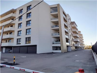Apartament 2 camere straulesti petrom city  mobilat si utilat - 71 mp