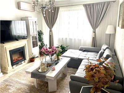 Vanzare apartament 2 camere mobilat utilat lux baneasa greenfield