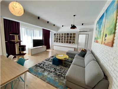 Vanzare apartament 3 camere, de lux, bloc nou, in Ploiesti, zona 9 Mai