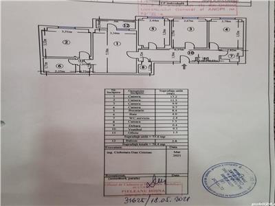 Apartament 4 camere Tineretului - Vacaresti, 2 bai