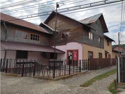 Vanzare Vila si spatiu comercial ,Glodeni