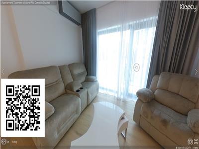 Apartament 2 camere Victoriei-McDonalds Buzesti